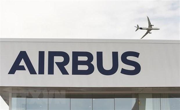 My quyet dinh tang thue doi voi hang che tao may bay Airbus hinh anh 1