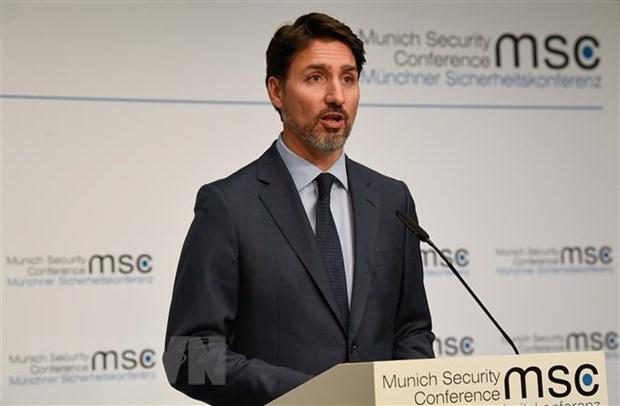Thu tuong Canada tin tuong NAFTA 2.0 se duoc Quoc hoi thong qua hinh anh 1