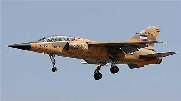 Khong quan Iran nang cap phi doi may bay tiem kich Mirage F1 hinh anh 1