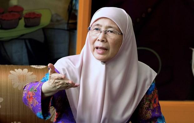 Malaysia kha nang se co nu Thu tuong dau tien thay ong Mahathir hinh anh 1