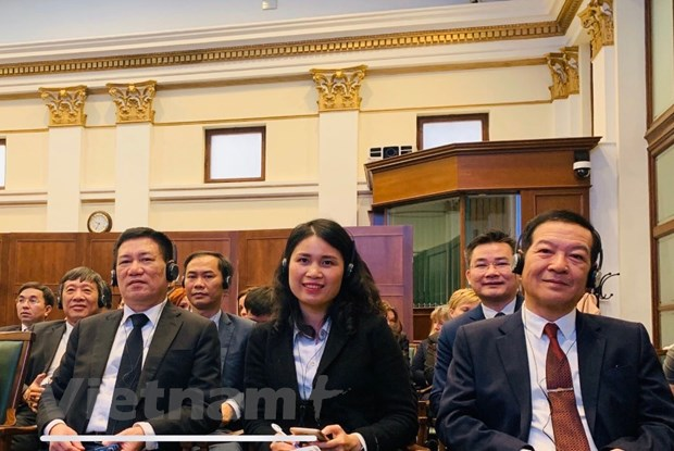Viet Nam tham du Hoi thao quoc te lan 7 ve tinh liem chinh tai Hungary hinh anh 1