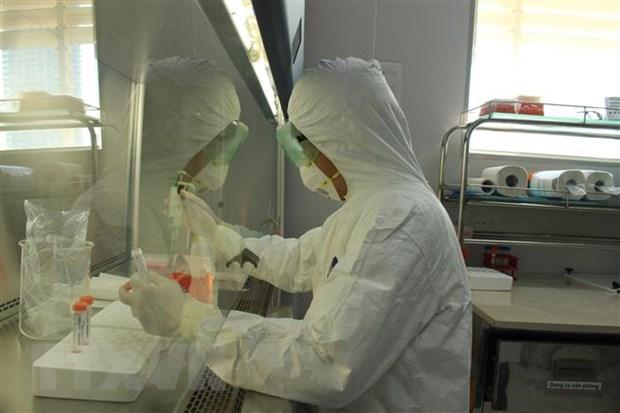 Viet Nam co 6 don vi duoc lam xet nghiem virus SARS-CoV-2 hinh anh 1