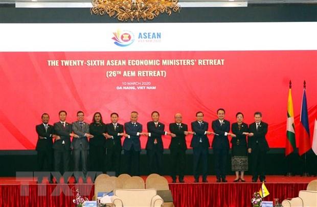 Viec chuan bi cua Viet Nam cho AEM Retreat 26 duoc danh gia cao hinh anh 1