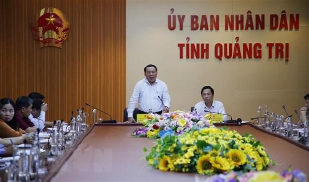 Se xu ly theo phap luat viec danh trao nguoi cach ly tai Quang Tri hinh anh 1