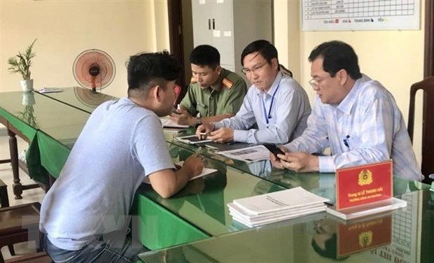 Xu phat nghiem nhung truong hop thong tin sai su that ve dich COVID-19 hinh anh 1