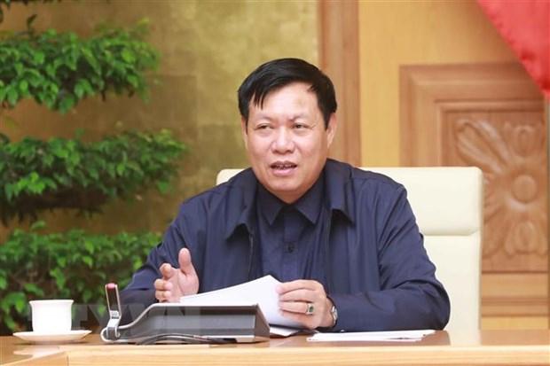 Pho Thu tuong Vu Duc Dam: Suc manh toan dan giup kiem soat tot dich hinh anh 5