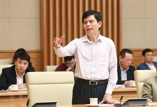 Pho Thu tuong Vu Duc Dam: Suc manh toan dan giup kiem soat tot dich hinh anh 3