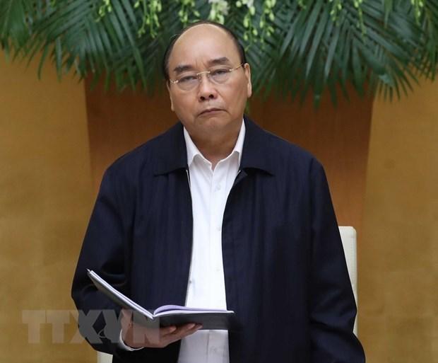Thu tuong: Chinh phu chua tinh den viec phong toa cac thanh pho lon hinh anh 1