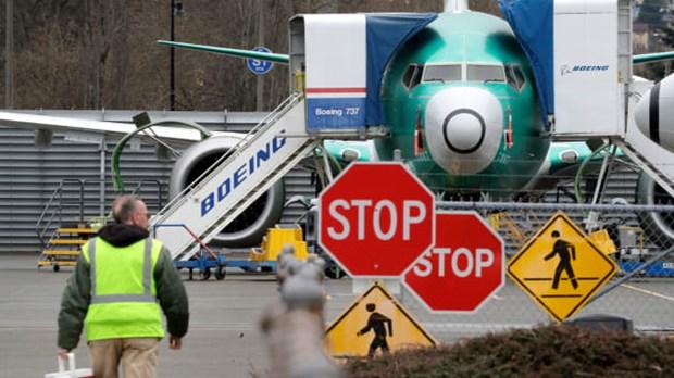 Boeing se trien khai ke hoach nghi viec tu nguyen cho nhan vien hinh anh 1