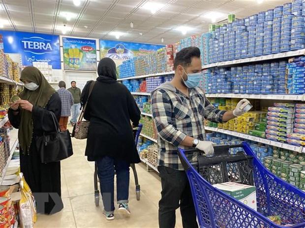 Libya ghi nhan ca tu vong dau tien do virus SARS-CoV-2 hinh anh 1