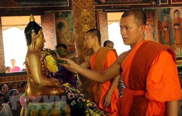 Tra Vinh tam dung mot so hoat dong dip Tet Chol Chnam Thmay hinh anh 1