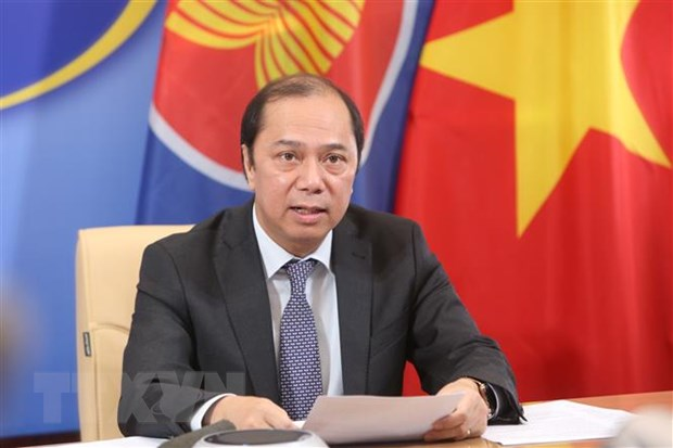 ASEAN doan ket, tuong tro truoc cac thach thuc cua dich COVID-19 hinh anh 1