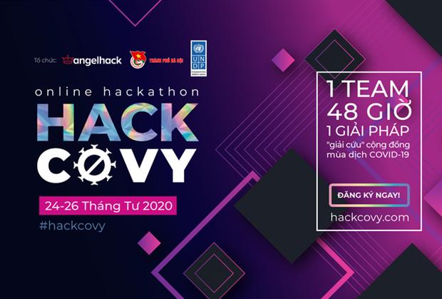 Hack Co Vy 2020 - San choi kien tao giai phap cong nghe hinh anh 1