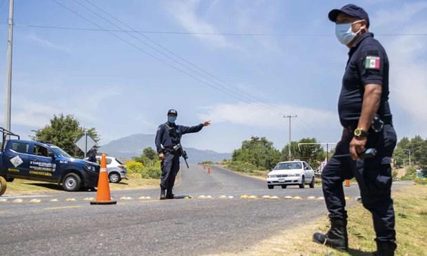 Mexico ghi nhan ngay dam mau nhat trong nam 2020 hinh anh 1