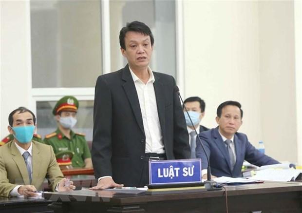Vu MobiFone mua AVG: Bi cao Nguyen Bac Son bi de nghi y an so tham hinh anh 2