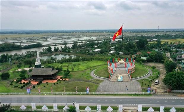 48 nam giai phong Quang Tri: Khat vong vuon len tren mien 'dat lua' hinh anh 2