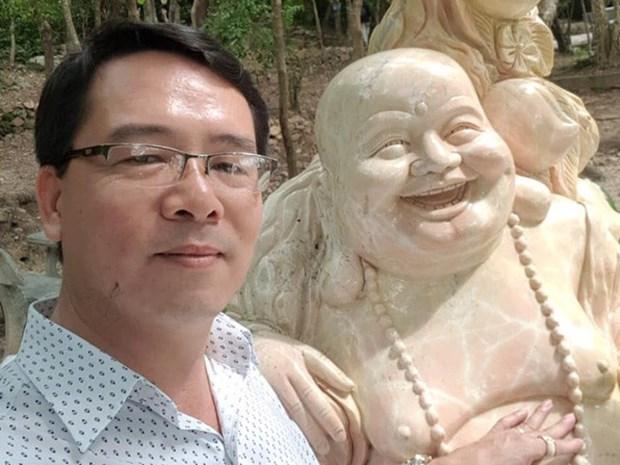 Truy na nguyen Pho Giam doc So LD-TB&XH tinh Binh Dinh hinh anh 1