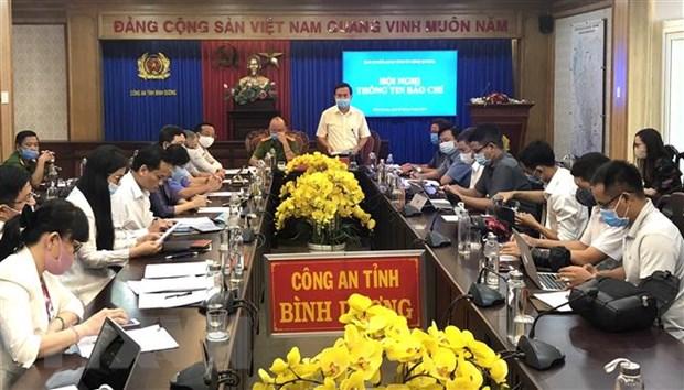 Binh Duong: Thong tin ve vu an vi pham gay that thoat tai khu dat 43ha hinh anh 1