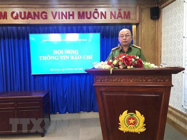 Binh Duong: Thong tin ve vu an vi pham gay that thoat tai khu dat 43ha hinh anh 2