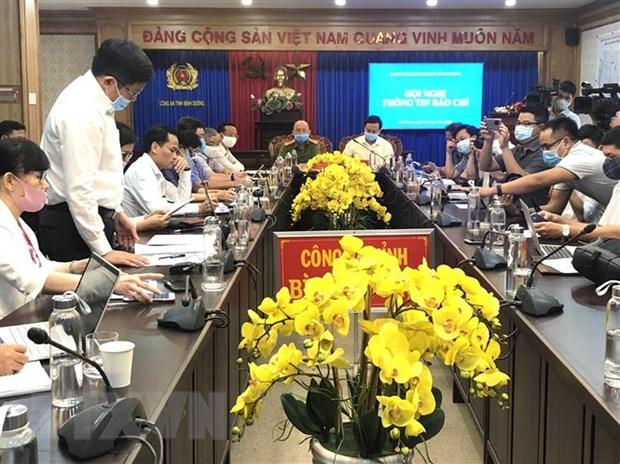 Binh Duong: Thong tin ve vu an vi pham gay that thoat tai khu dat 43ha hinh anh 3