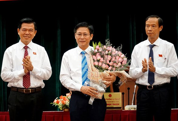 Phe chuan Pho Chu tich Uy ban Nhan dan tinh Ba Ria-Vung Tau hinh anh 1