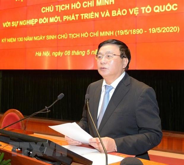 Nhan thuc sau sac nhung gia tri di san to lon cua Chu tich Ho Chi Minh hinh anh 3
