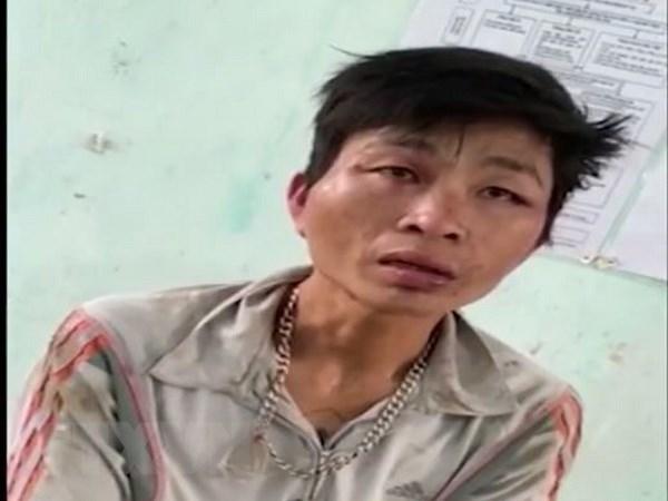 Quang Binh: Trom cho dung dao tan cong nguoi dan khi bi phat hien hinh anh 1