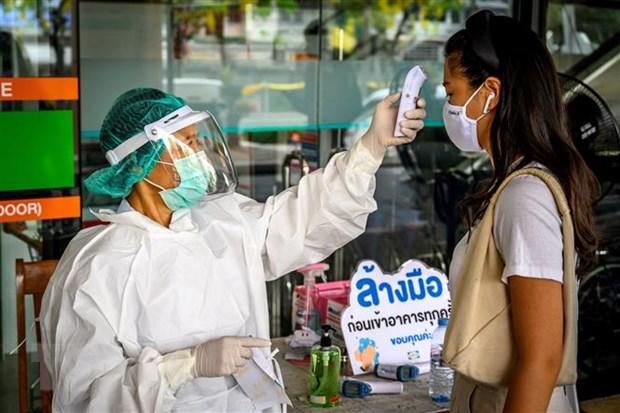 Thai Lan trien khai ung dung kiem soat dich COVID-19 hinh anh 1