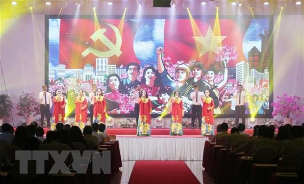 Nghe An to chuc le ky niem 130 nam Ngay sinh Chu tich Ho Chi Minh hinh anh 1