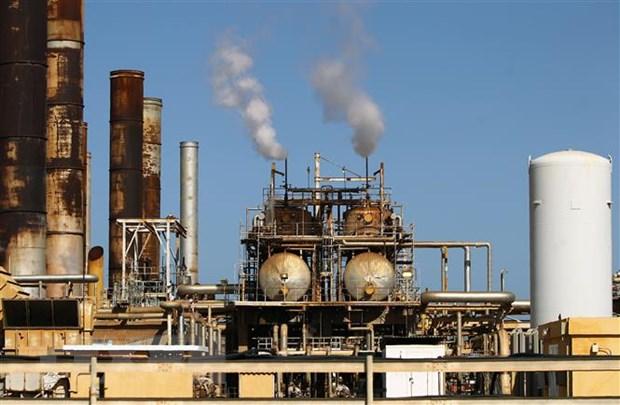 OPEC+ giam manh luong dau xuat khau trong thang 5 hinh anh 1