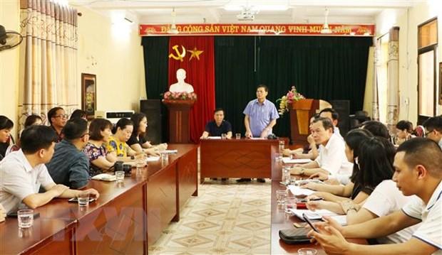 Hai Phong yeu cau truong sap xep cho cho an toan cho hoc sinh den som hinh anh 1