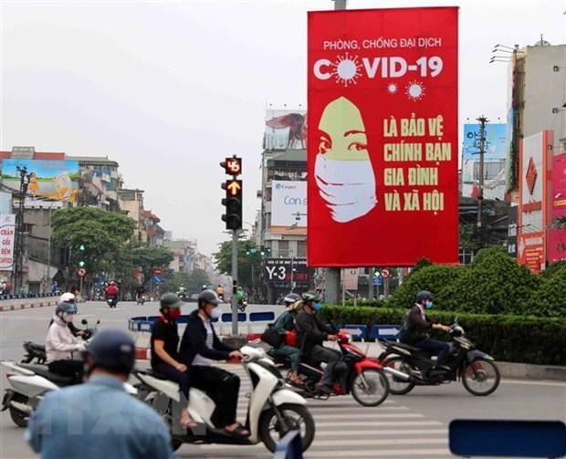 Dich COVID-19: Thap sang tinh than tuong than tuong ai cua dan toc hinh anh 3