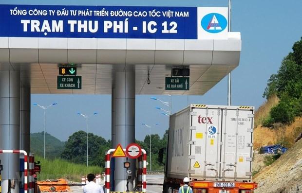 Giam von dieu le Tong cong ty Dau tu phat trien duong cao toc Viet Nam hinh anh 1