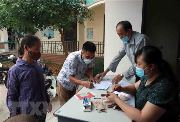 Thanh Hoa: Phat hien nhieu ho kha gia van duoc nhan tien ho tro hinh anh 1
