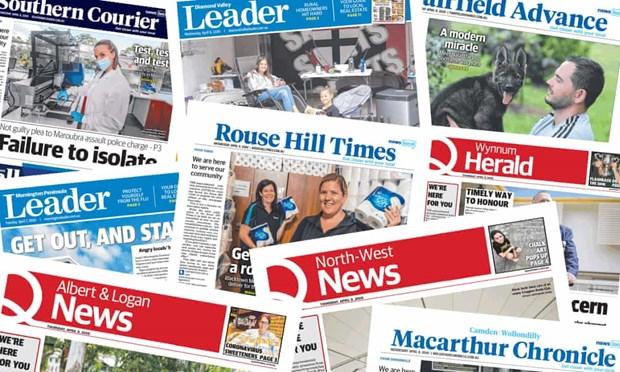 Australia: Tap doan News Corp ngung xuat ban hon 100 to bao in hinh anh 1