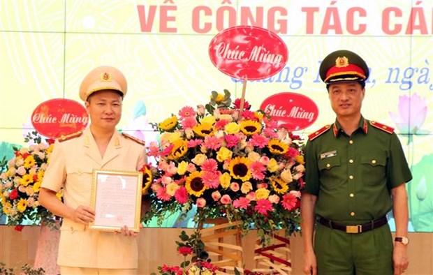 Pho Chanh Van phong Canh sat dieu tra lam Giam doc Cong an Quang Ninh hinh anh 1