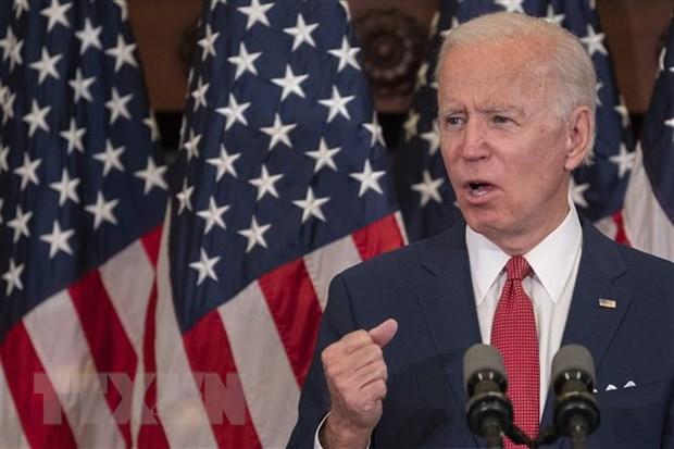 Man but pha cua ong Joe Biden trong cuoc chay dua vao Nha Trang hinh anh 1