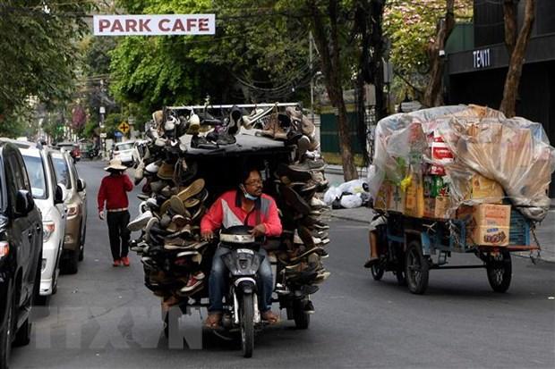 Campuchia phan bo khoan ngan sach 1 ty USD de ung pho dich COVID-19 hinh anh 1