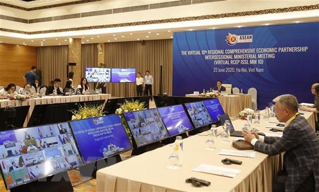 Hoi nghi Cap cao ASEAN lan thu 36 tap trung thuc hien nhiem vu kep hinh anh 1