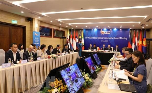 ASEAN xay dung ke hoach phuc hoi sau dai dich COVID-19 hinh anh 1