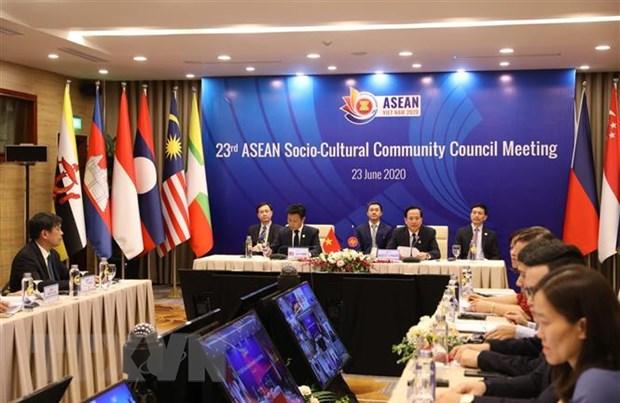 ASEAN xay dung ke hoach phuc hoi sau dai dich COVID-19 hinh anh 2