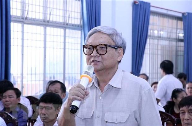 Bi thu Thanh uy TP.HCM: Phong, chong tham nhung hien rat quyet liet hinh anh 2