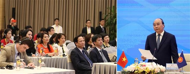 Thu tuong Nguyen Xuan Phuc thong bao ket qua Hoi nghi Cap cao ASEAN 36 hinh anh 2