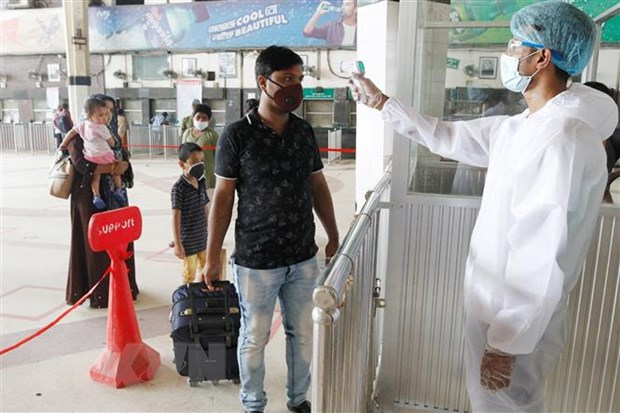 Bangladesh ghi nhan so ca mac cao nhat, An Do len toi hon 600.000 ca hinh anh 1