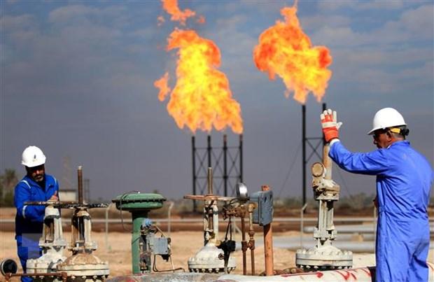 Iraq giam xuat khau dau de tuan thu thoa thuan cua OPEC+ hinh anh 1