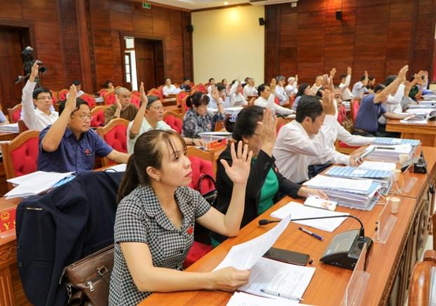 Hoi dong Nhan dan tinh Dak Lak thong qua 20 nghi quyet quan trong hinh anh 2