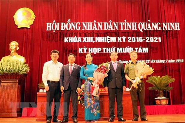 Quang Ninh bau bo sung nu Pho Chu tich Uy ban nhan dan tinh hinh anh 2