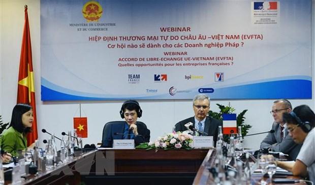 Co hoi de doanh nghiep Viet-Phap tham gia vao chuoi cung ung toan cau hinh anh 2