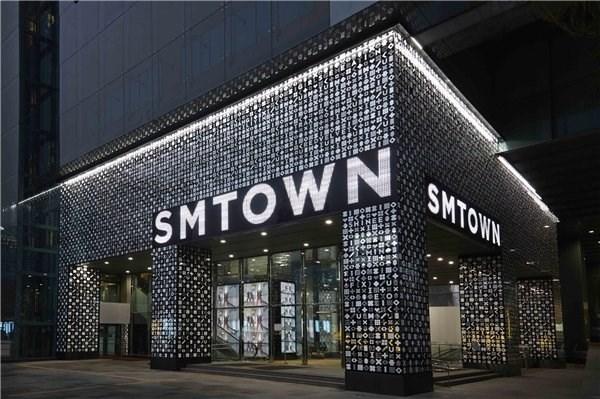 SM mo cua hang ban do than tuong K-Pop tai Viet Nam hinh anh 1