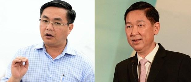 Tam dinh chi tu cach 2 dai bieu Hoi dong Nhan dan TP.HCM khoa IX hinh anh 1